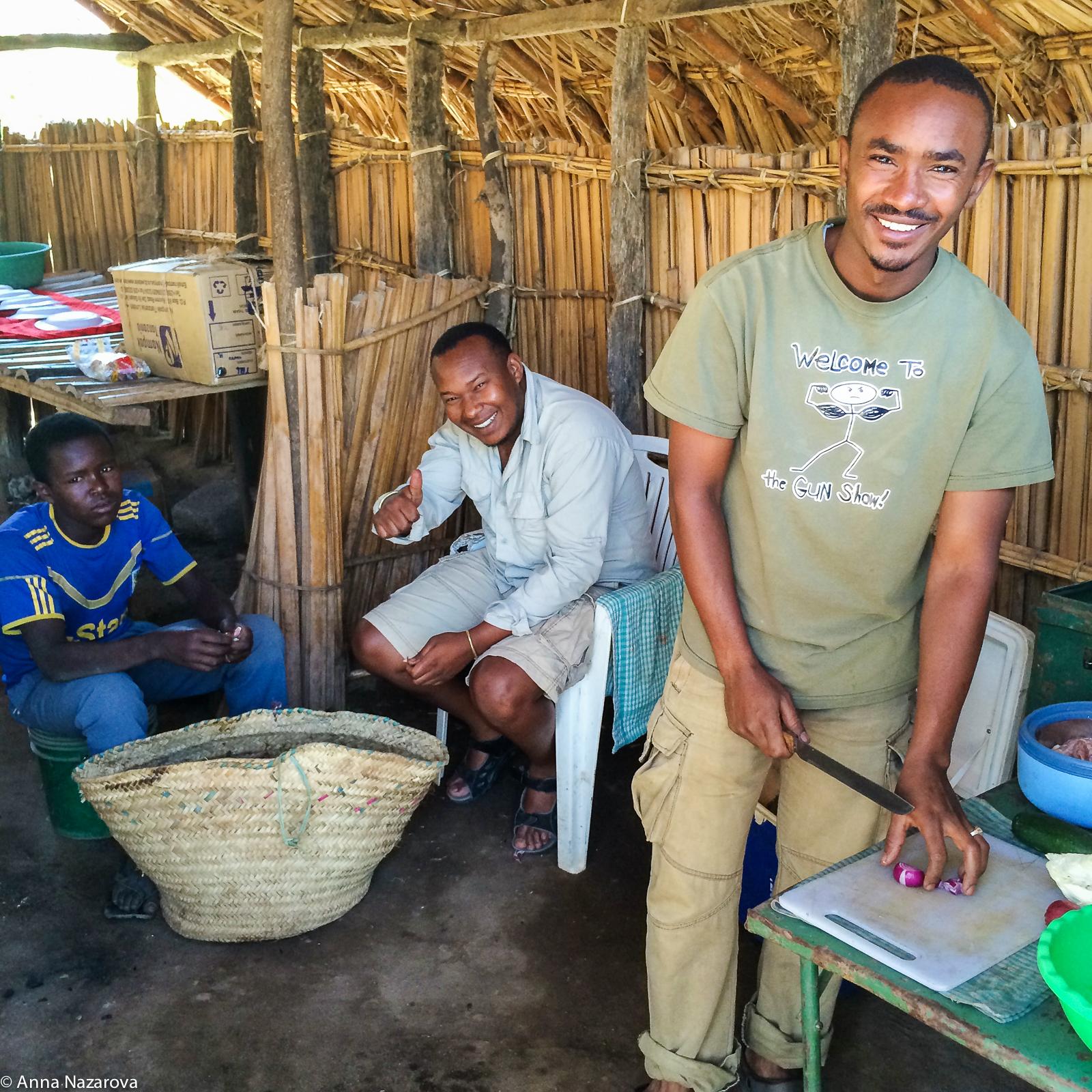 Bobby Camping Tanzania