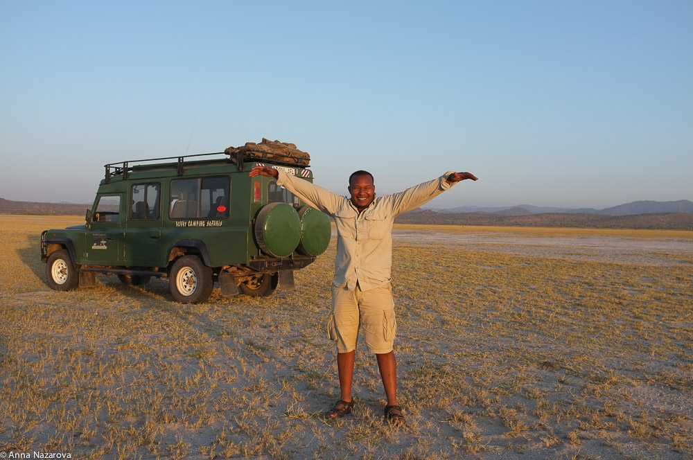 Lake Eyasi safari
