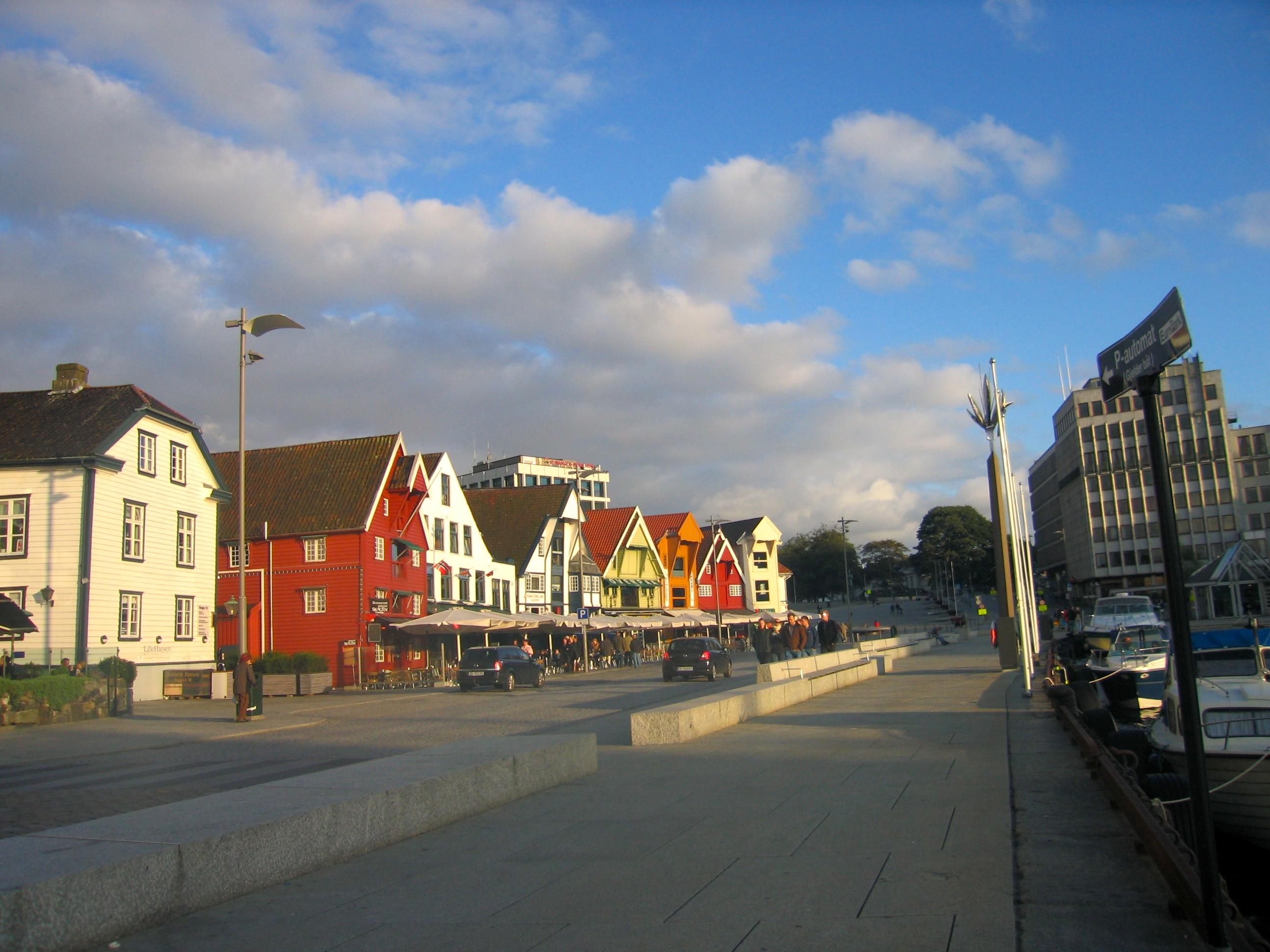stavanger streets